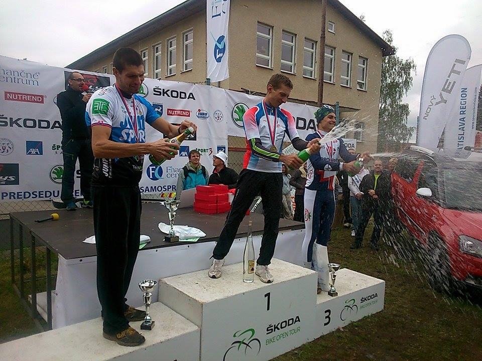 .Martin Haring became National Champion MTB.